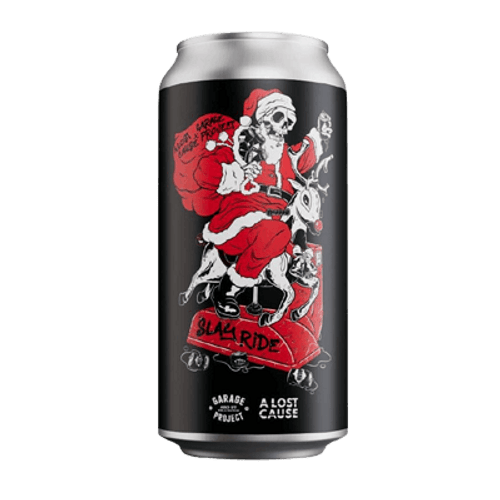 Garage Project Slay Ride Imperial Stout 330ml Can