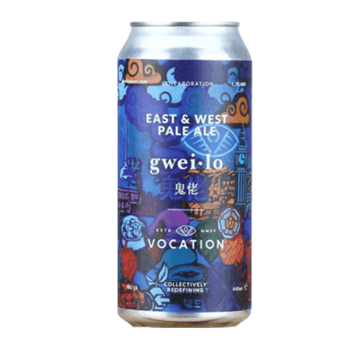 Vocation/Gweilo East and West Pale Ale