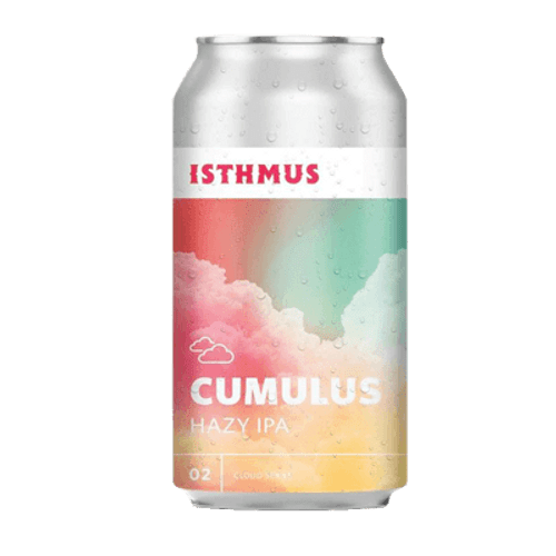 Isthmus Cumulus Hazy IPA