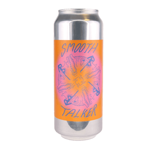 Lervig Smooth Talker Nitro Mango Passionfruit Sour Pale Ale