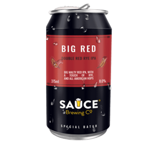 Sauce Big Red IPA