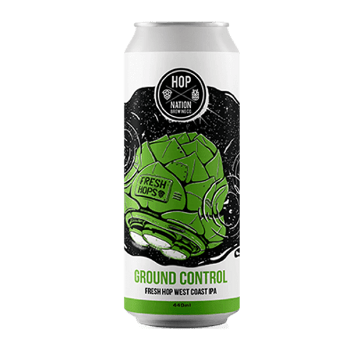 Hop Nation Ground Control Fresh Hop IPA