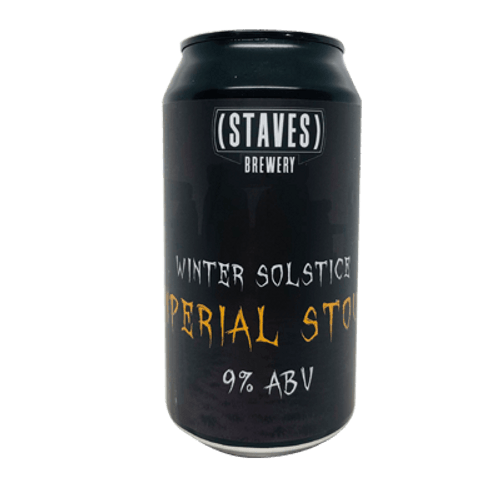 Staves Winter Solstice Imperial Stout