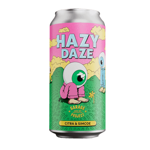 Garage Project Hazy Daze Citra & Simcoe Pale Ale