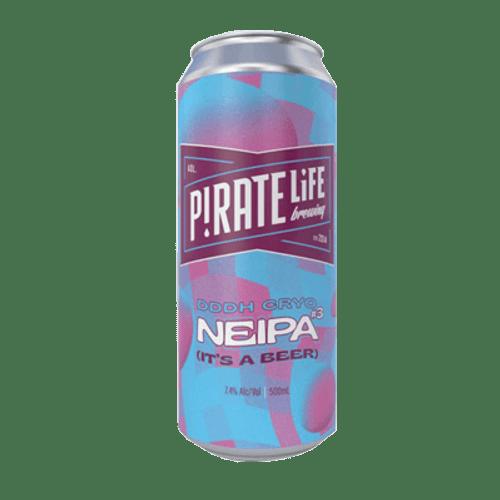 Pirate Life DDDH Cryo NEIPA #3