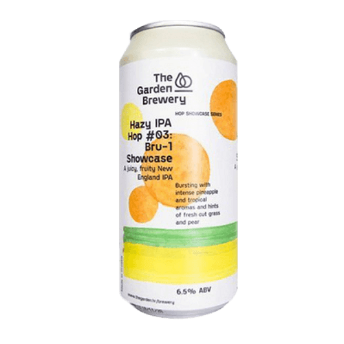 The Garden Hazy IPA #03 440ml