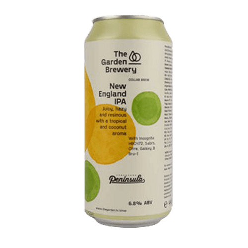The Garden/ Cervecera Peninsula New England IPA 440ml Can