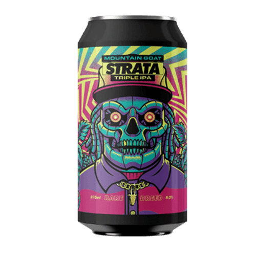 Mountain Goat Rare Breed Strata Triple IPA