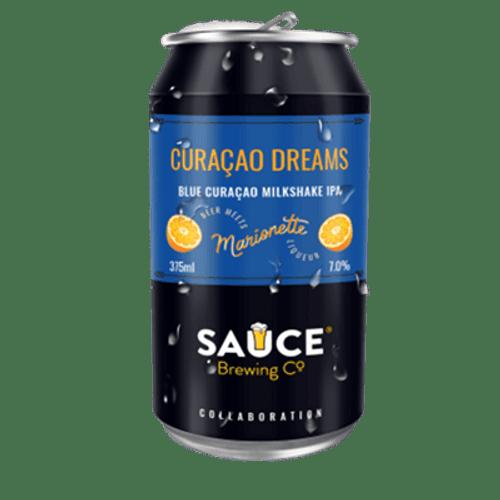 Sauce Curacao Dreams IPA