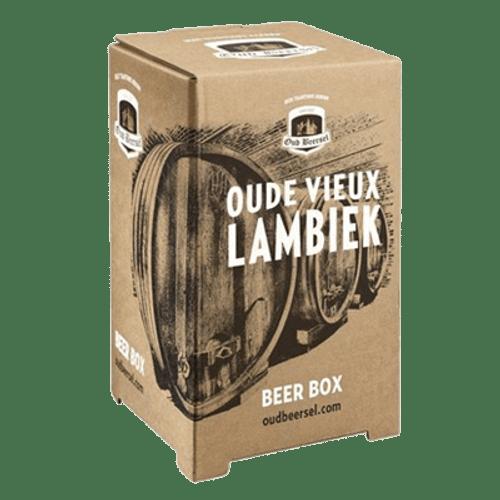 Den Herberg Oude Lambic Bag-In-A-Box 5L Cask