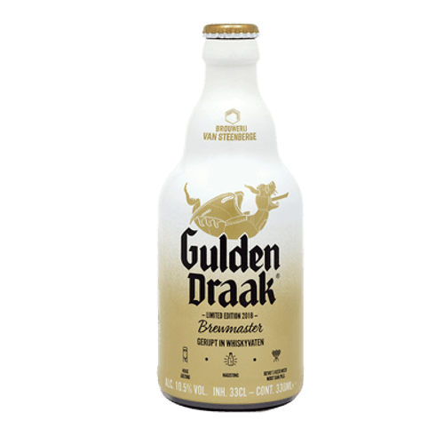 Gulden Draak The Brewmasters Edition Belgian Strong Golden Ale 330ml Bottle