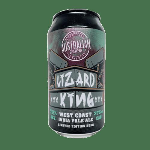 Australian Brewery Lizard King IPA
