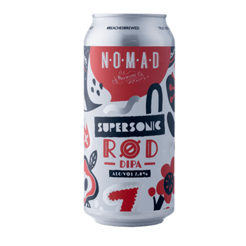 Nomad Supersonic Rod DIPA