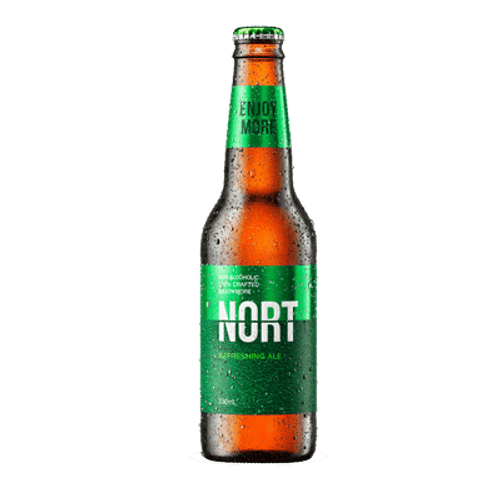 Modus Operandi Nort Alcohol Free Refreshing Ale