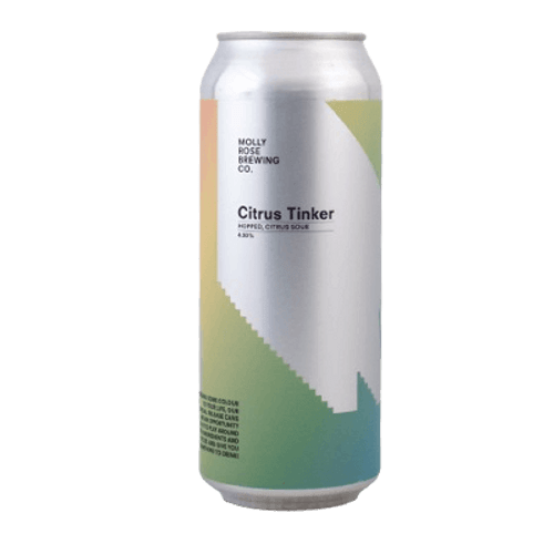 Molly Rose Citrus Tinker Hopped Citrus Sour Ale