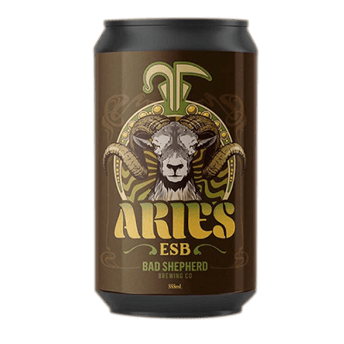 Bad Shepherd Aries Extra Special Bitter 375ml Can