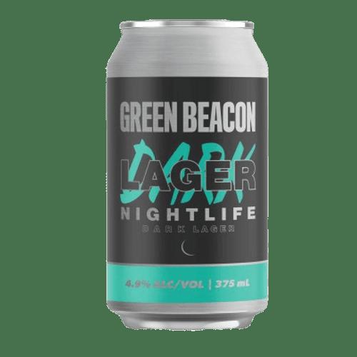 Green Beacon Nightlife Dark Lager