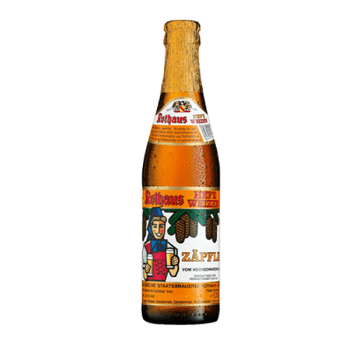 Rothaus Hefeweizen 330ml Bottle