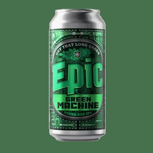 Epic Green Machine Fresh Hop IPA