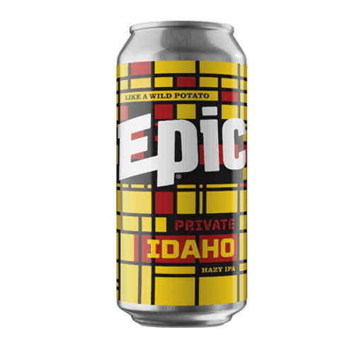 Epic Private Idaho Hazy IPA