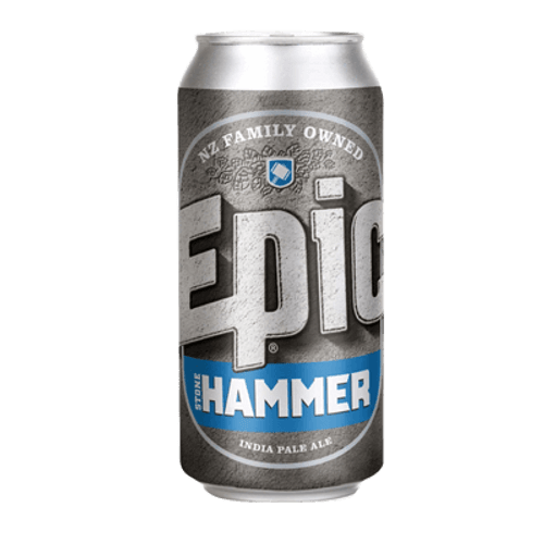 Epic Stone Hammer IPA 440ml Can