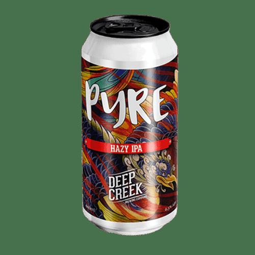 Deep Creek Pyre Hazy IPA