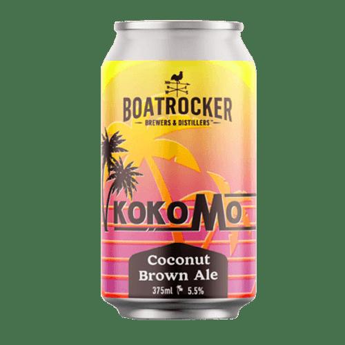 Boatrocker Kokomo Coconut Brown Ale