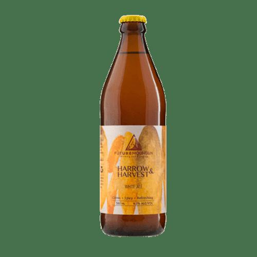 Future Mountain Harrow and Harvest White Ale