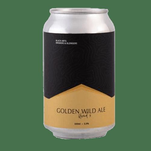 Black Arts Golden Wild Ale 330ml Can