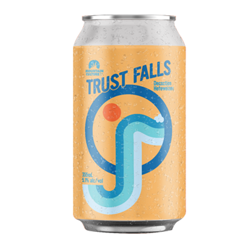 Mountain Culture Trust Falls Hefeweizen