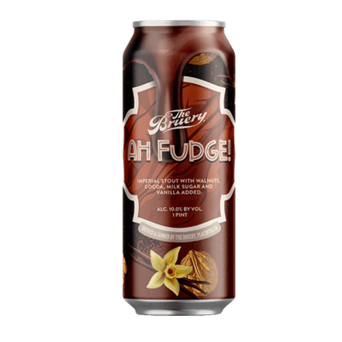 The Bruery Terreux AH Fudge Imperial Stout