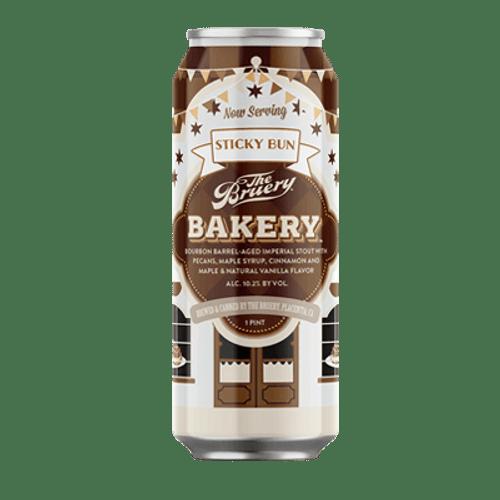 The Bruery Terreux Bakery Sticky Bun Barrel-Aged Pastry Stout