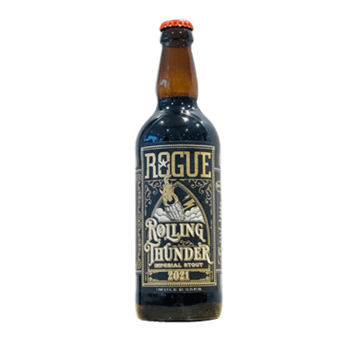 Rogue Rolling Thunder Imperial Stout Reserve 2021