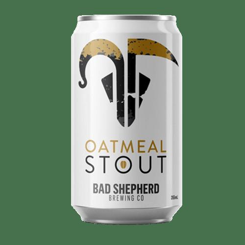 Bad Shepherd Oatmeal Stout 355ml Can