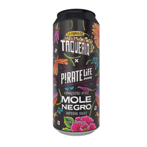 Pirate Life Oaxaqueño-Style Mole Negro Imperial Stout