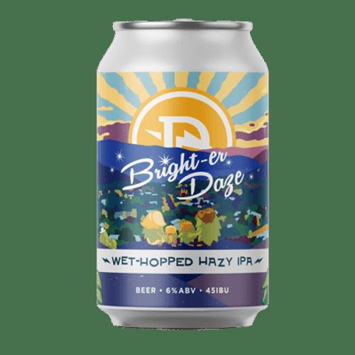 Dainton Brighter Daze Wet Hopped Hazy IPA