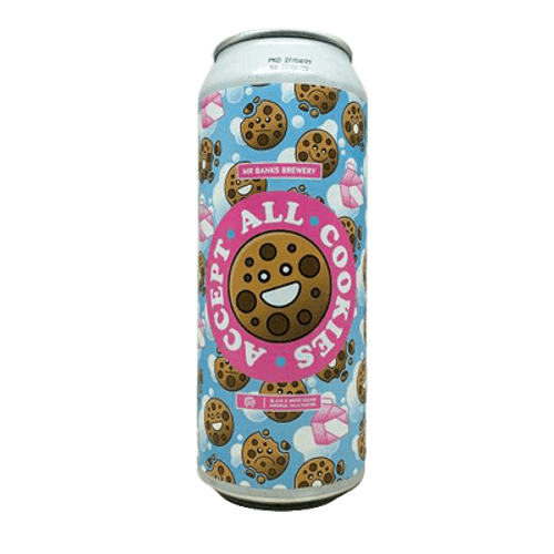 Mr Banks Accept All Cookies Imperial Porter