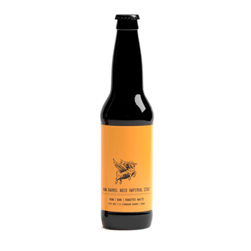 New England Rum Barrel Aged Imperial Stout 330ml Bottle