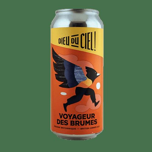 Dieu du Ciel Voyageur Des Brumes British Amber Ale473ml Can