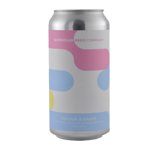 Superflux Colour and Shape IPA 473ml Can
