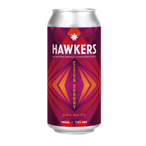 Hawkers Citra Sunray DDH NEIPA 440ml Can