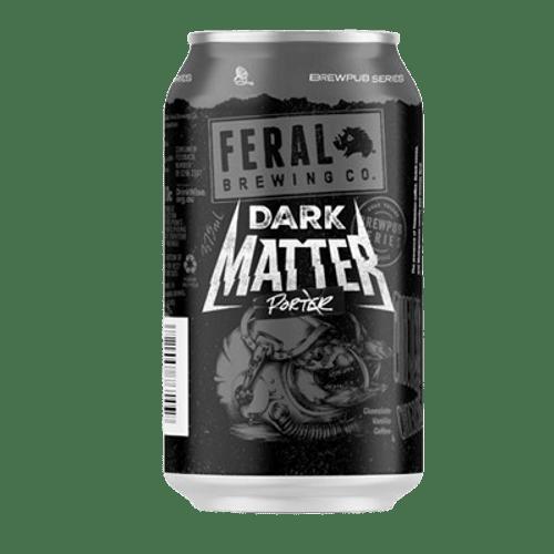 Feral Dark Matter Porter 375ml Can