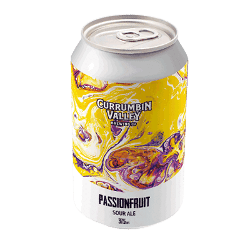 Currumbin Valley Passionfruit Sour Ale 375ml Can