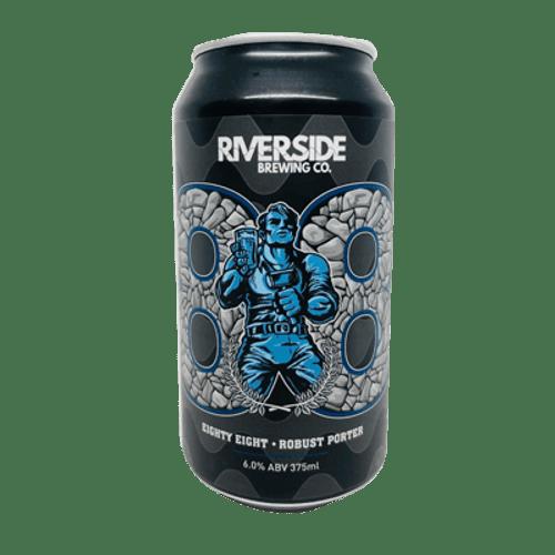 Riverside 88 Robust Porter 375ml Can