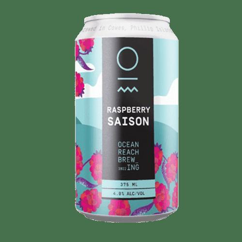 Ocean Reach Raspberry Saison 375ml Can