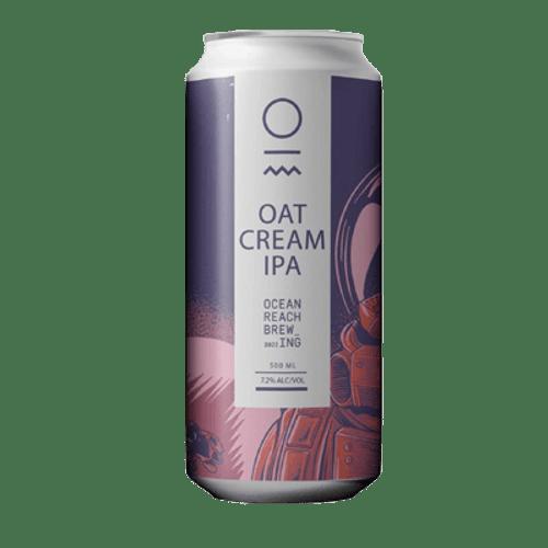Ocean Reach Oat Cream IPA 500ml Can