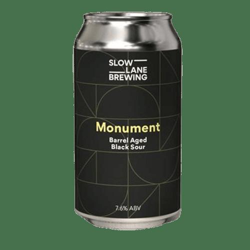Slow Lane Monument Sour Ale 375ml Can