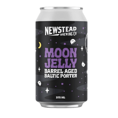 Newstead Moon Jelly Barrel Aged Baltic Porter 375ml Can