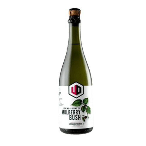 Van Dieman Here We Go Round The Mulberry Bush Australian Spontaneous Ale 375ml Bottle