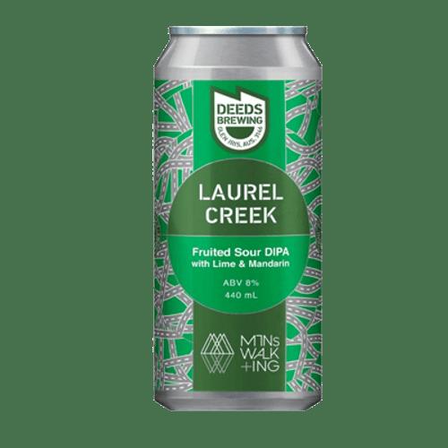 Deeds Laurel Creek Fruited Sour DIPA 440ml Can